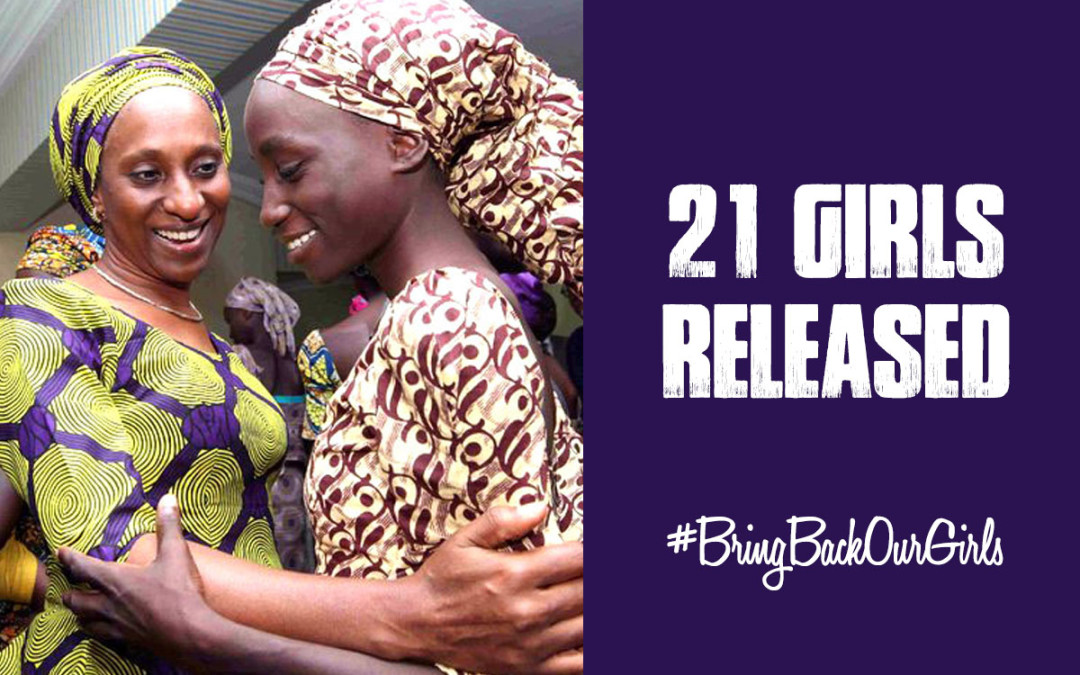 21 Girls Have Been Released!