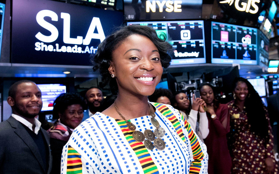 SLA Rings the Closing Bell at the NYSE