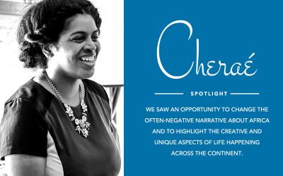 Meet Cheraé