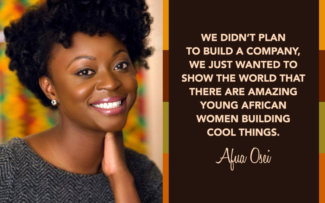 Meet Afua Osei