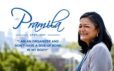 Meet Pramila