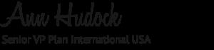 Ann Hudock-signature