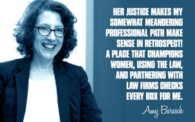 Meet Amy Barasch