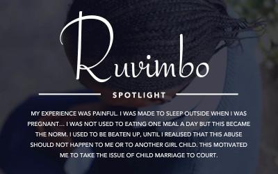 Meet Ruvimbo