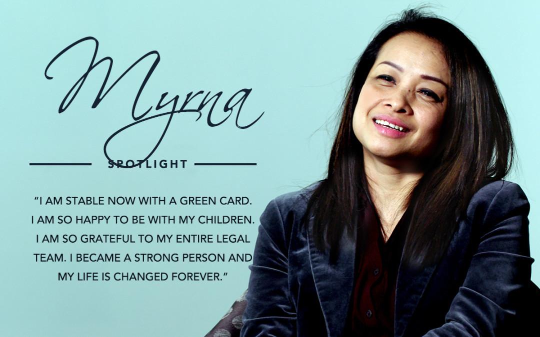 Meet Myrna