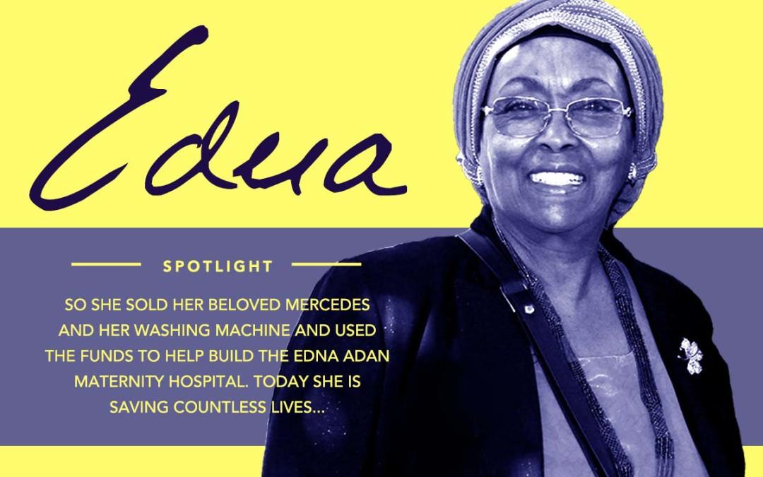 Meet Edna