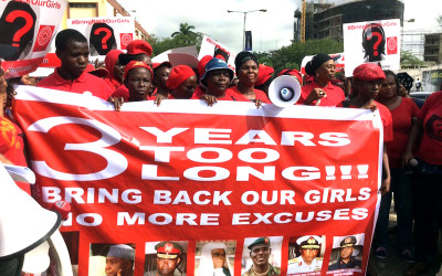 Rescue of Remaining Chibok Girls