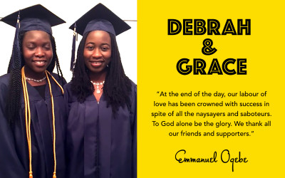 Meet Debrah & Grace