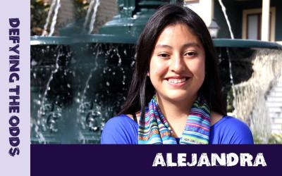 Meet Alejandra